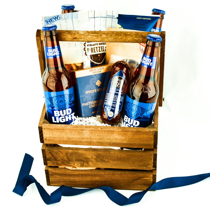 , 90 Delectable Birthday Gift Baskets for Him