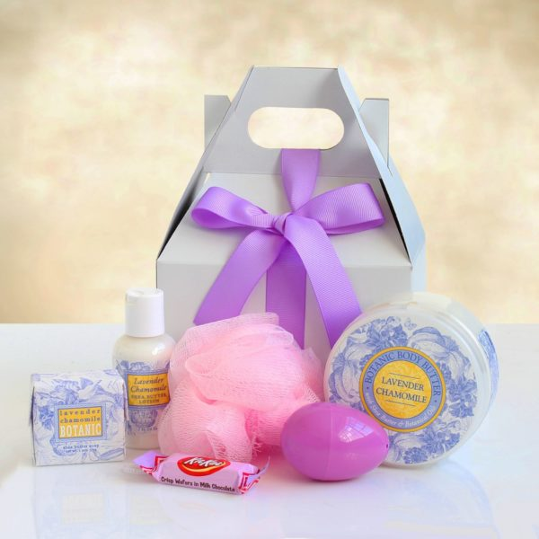 Spring Spa Sampler For Mom Gift Box