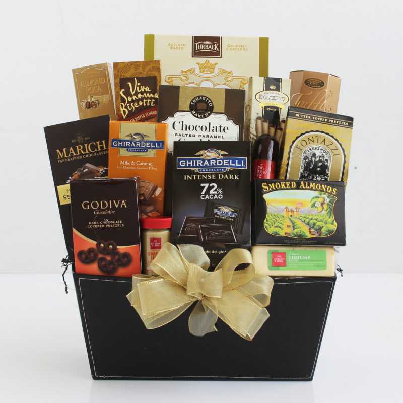 , 100 Mouth-Watering Gift Baskets for Foodies that You'd Want to Add-To-Cart for Yourself