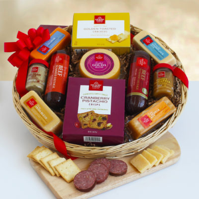 ", 100+ Gift Baskets for When Saying ""Thank You"" is Not Enough"