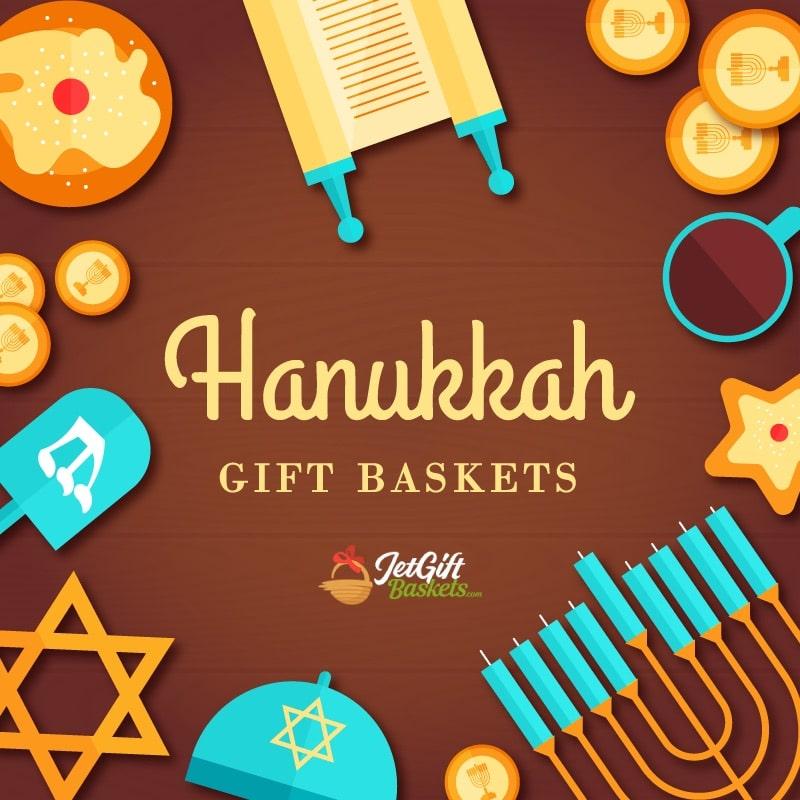 , 13 Festive Hanukkah Gift Baskets for the Season of Lights