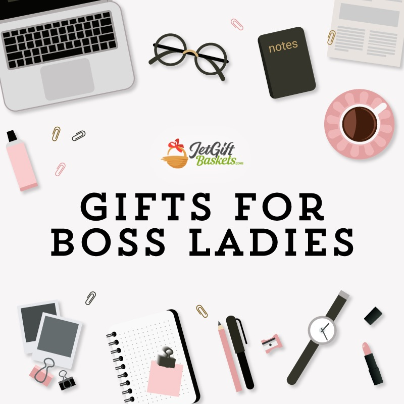 , 140+ Gift Baskets for the Beautiful Boss Ladies Who Run the World