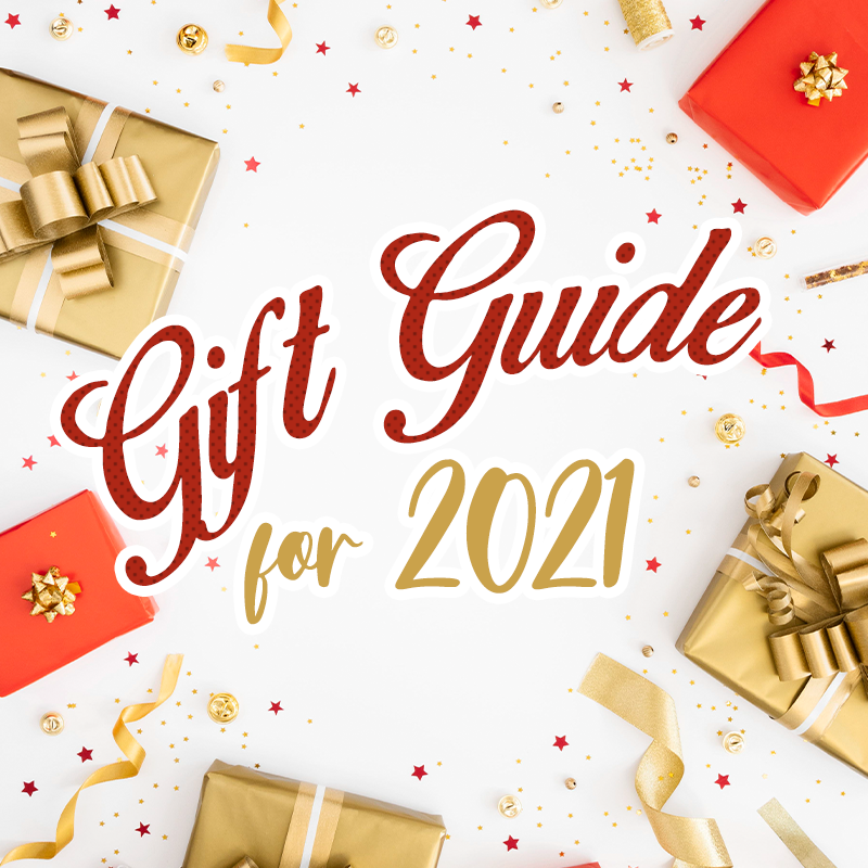 gift, Your Go-To Gift Guide for 2021